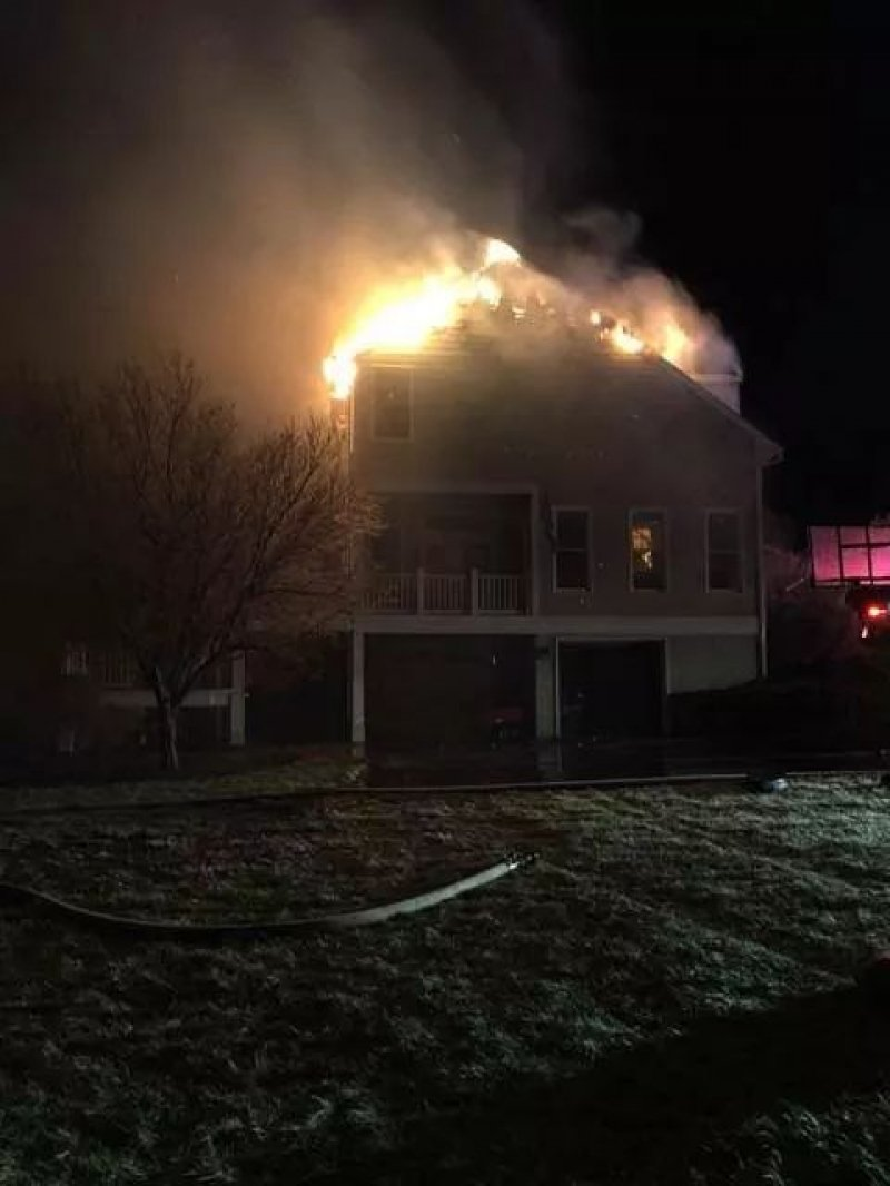 Pvfc Responds To 3rd House Fire In As Many Days