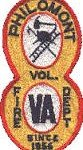 Philomont VFD Patch