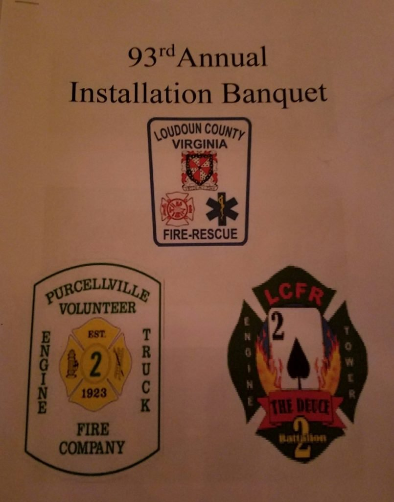 PVFC celebrated their 93rd Annual Awards and Installation Banquet