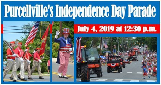 Independence Day Parade – Purcellville 4th